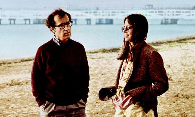 Woody Allen film Annie Hall is voted funniest screenplay of all time | Daily Mail Online