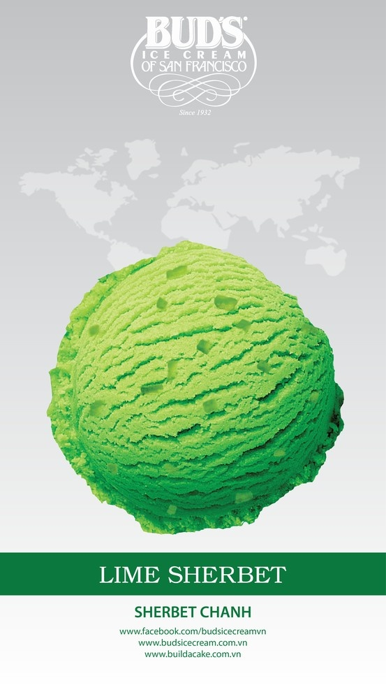 Lime Sherbet | FLAVORS | Pinterest