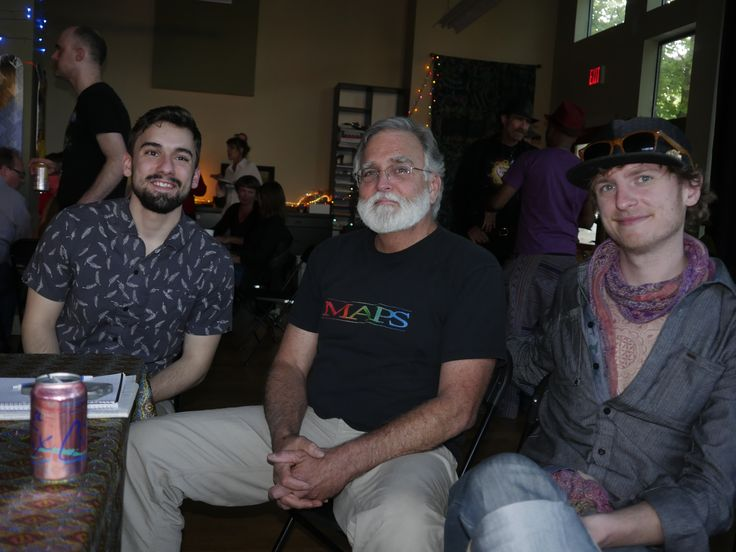 Global Psychedelic Dinner in Portland, Oregon