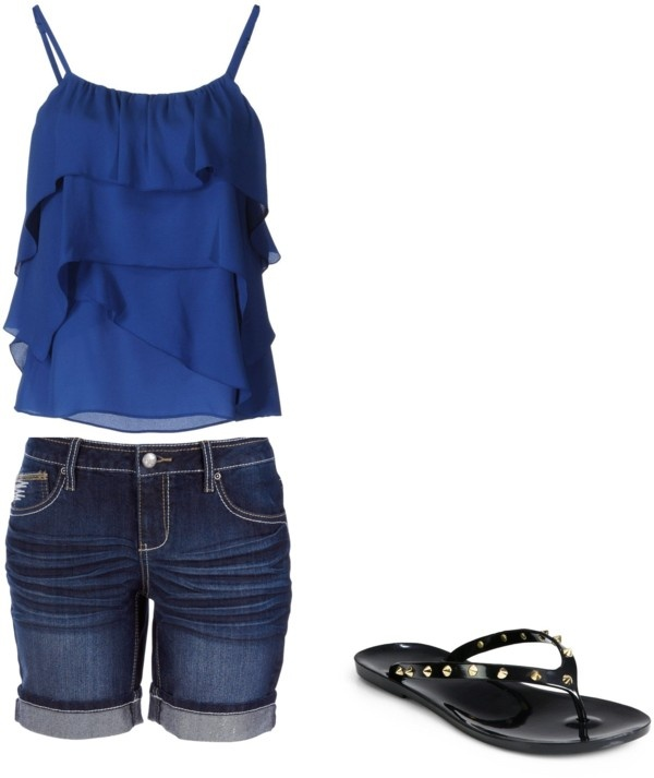 """spring/summer :D"" by danielle-bradbury on Polyvore"