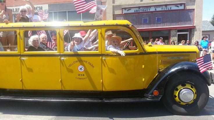 yellowstone 4th of july 2014