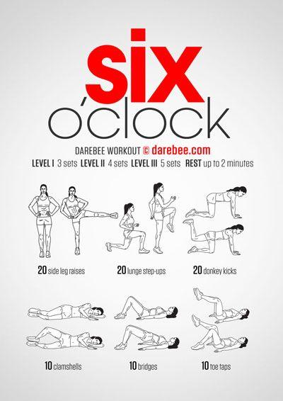 Six o'Clock Workout