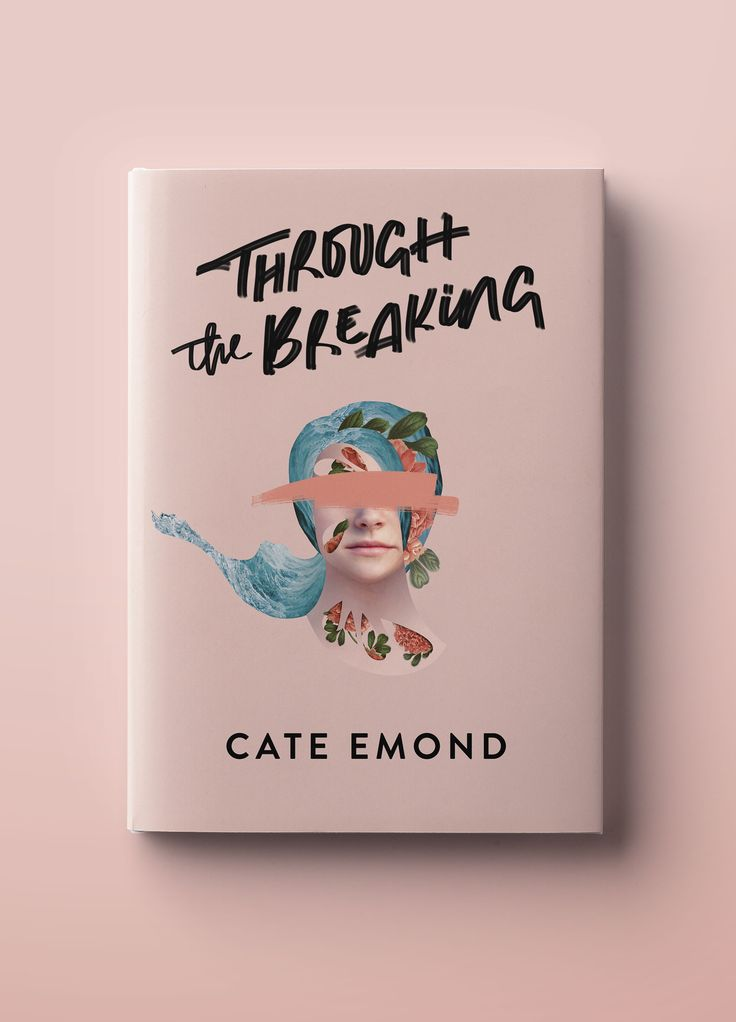 Through the Breaking - Cover Design by Cocorrina