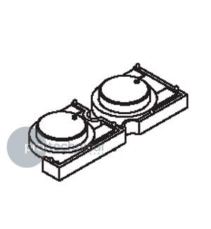 Replacement Play / Cue Button for Pioneer CDJ 400 DAC2418