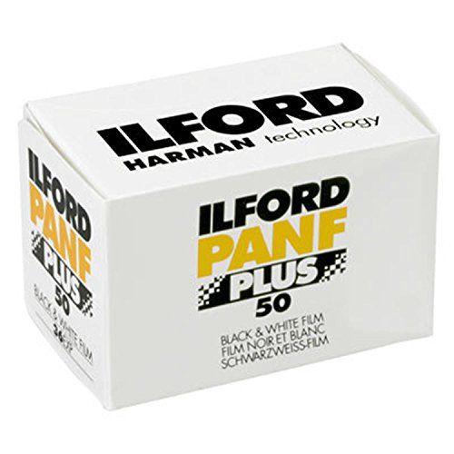 Ilford PAN F Plus - Película analógica, carrete de 36 exposiciones, blanco y negro #Ilford #Plus #Película #analógica, #carrete #exposiciones, #blanco #negro