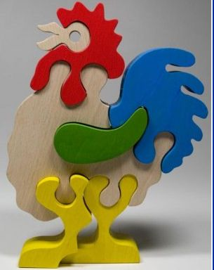 Chicken puzzel