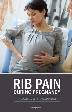 Rib Pain During Pregnancy - 3 Causes & 5 Symptoms You Should Be Aware Of Do you want to know how to manage rib pain during pregnancy? If you said yes, read our post and learn all about rib pain during #pregnancy