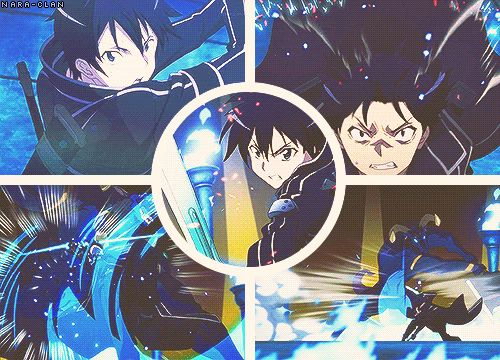 Throw in some badass Kirito-kun ;)