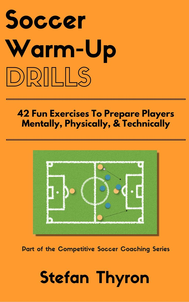 A great soccer warm-up is essential to prepare the body and focus the mind.  This guide offers drills and ideas for excellent soccer warm-ups.