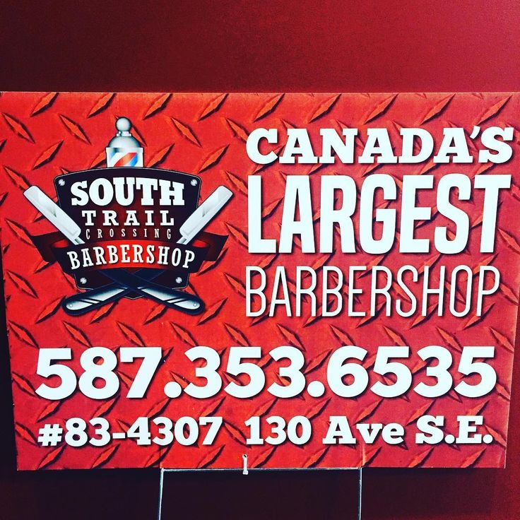 Come check out at our new location! We are now the biggest in the Country. #yycbarber #barberhub #barberlife #barber #barbershop #wahloffame #barbering #wahlfie #bestbarbers #barbershopconnect #fade #faded #haircut #haircutoftheday #thenicestbarbers #wahloffame #yycnow #national_barbers_association #bestbarbers #clippers #wahlcanada #yyc #calgary #scissorsalute #barbershopconnect #nastybarbers #barberhub #officialbarberclub #wahlcanadabarbers #yyctoday #yycbarbers @barbershopconnect…