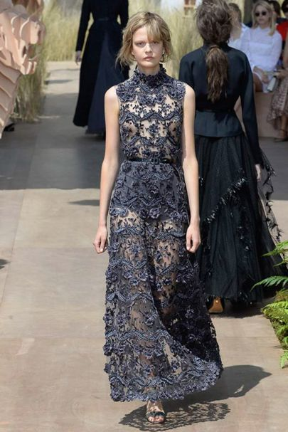 Christian Dior Autumn/Winter 2017 Couture | British Vogue