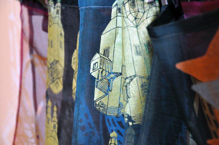 Maria Teresa Hincapie Finissantes design et impression textile, Montréal 2015 www.designtextile.qc.ca