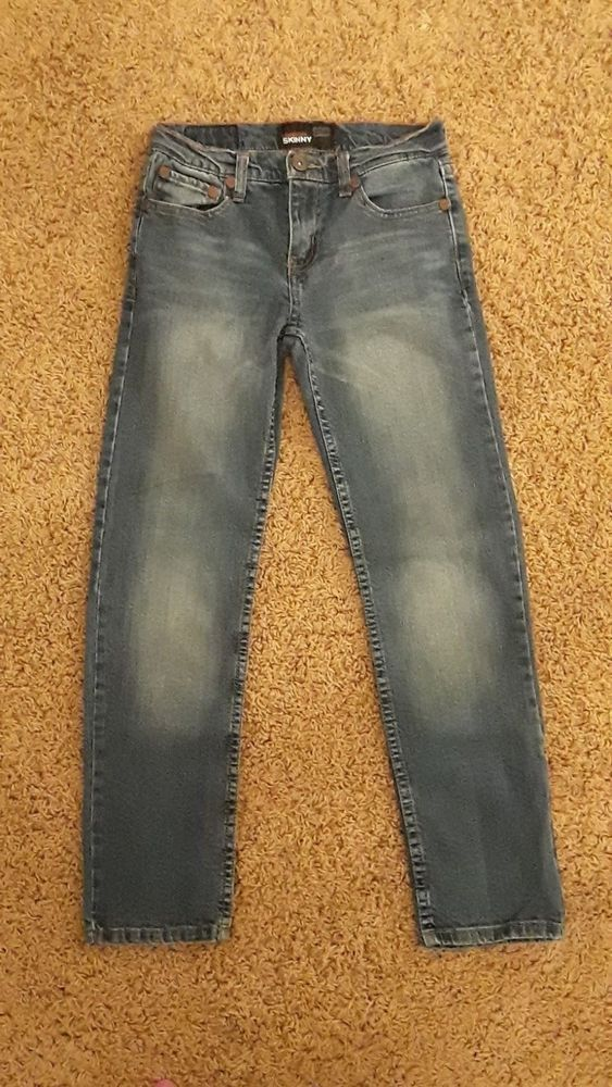 c36edc8c2 RSQ London Skinny Boys Blue Jeans Size 12 Excellent Pre-owned ...