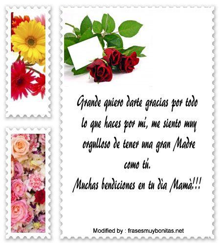 Bonitas Frases Cristianas Para Mi Madre Con Imagenes Dia De