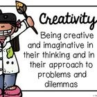 Simply print, laminate, and hang these cute IB Attitude posters.  I have included color and black and white versions.  Use the color versions to ha...