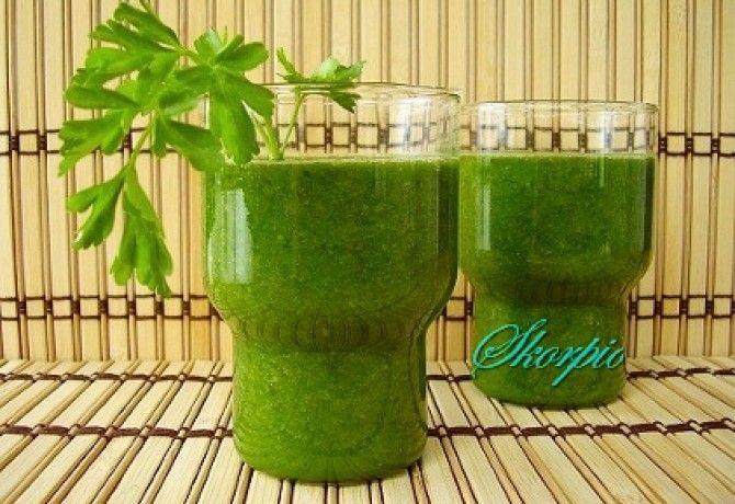 fogyókúrás zöldségturmix