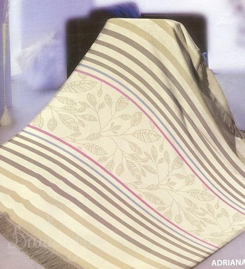 Плед ADRIANA 200х220 от Arya (Турция) - купить по низкой цене в интернет магазине Домильфо