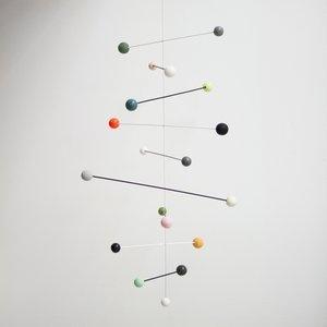 MOBILE by Renilde De Peuter of At-Swim-Two-Birds.