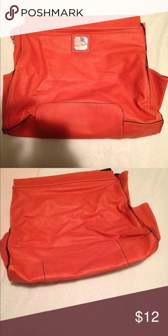 Miche Bag Cover Orange large Miche Bag cover in great conditions Miche Bags