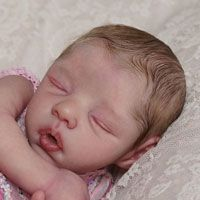 Order a Custom Made Reborn Baby Doll Size 16 - Sleeping Dolls : Still Moments Nursery: Completed Reborn Baby Dolls, Reborning Supplies, Reborn Doll Kits, Tutorials, Nikki Holland Melbourne Australia