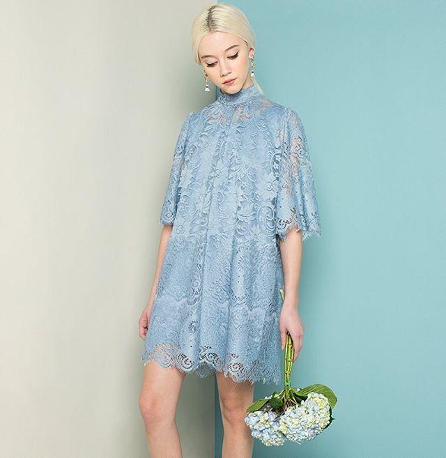 Feeling blue! #lace #pixiemarket