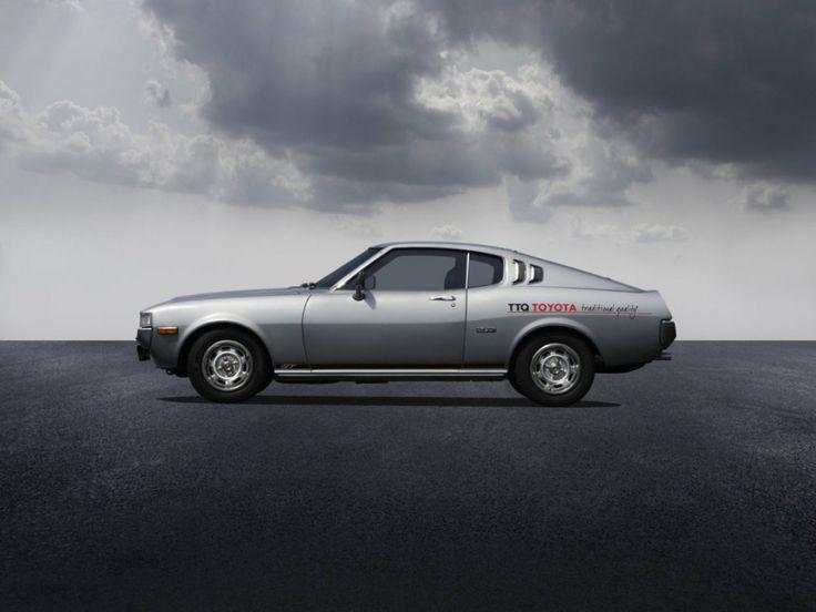 1978 toyota celica   ... Toyota Celica / Тойота Селика (1976 - 1978) Хэтчбек