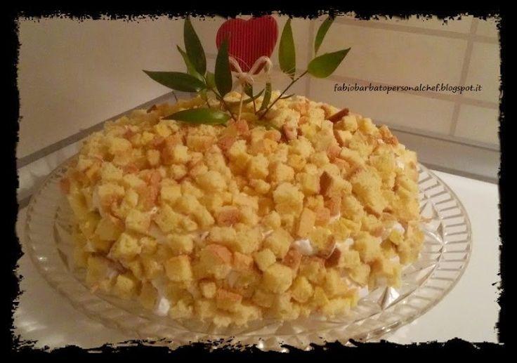La Torta Mimosa ~ Fabio Barbato Personal Chef