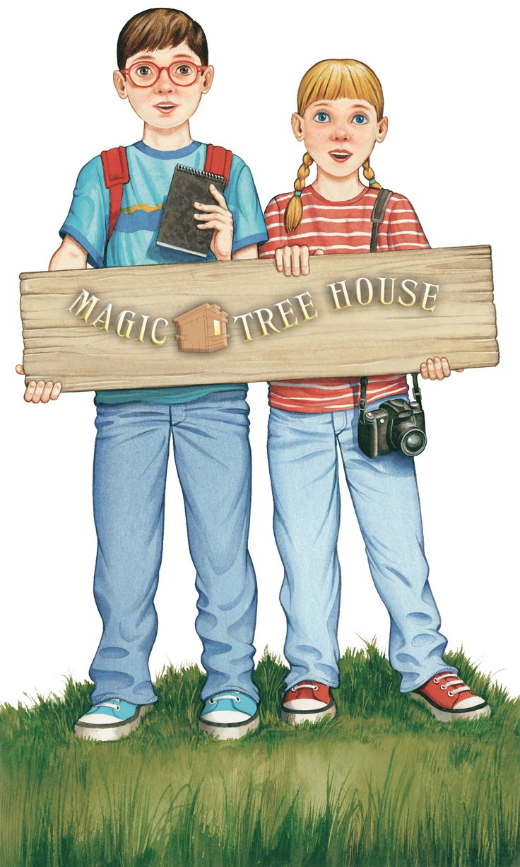 Magic Tree House jack-annie-cob June 6 – September 6, 2015