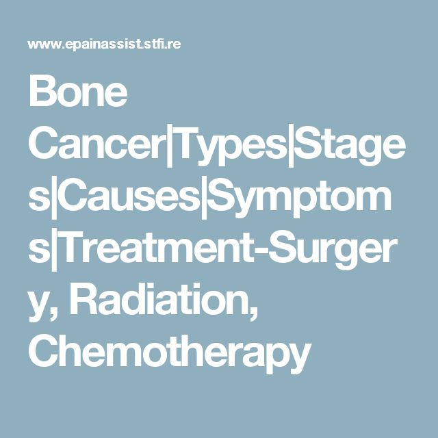 Best 25+ Bone Cancer Ideas On Pinterest