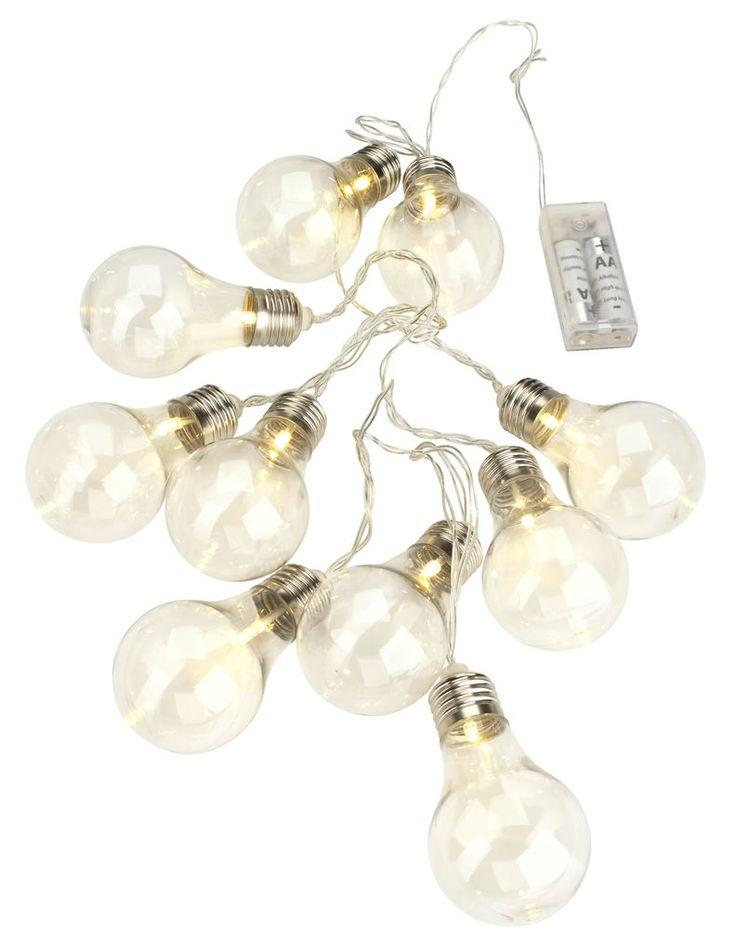 Instalatie lumini FILIP 210cm cu 10 LED | JYSK
