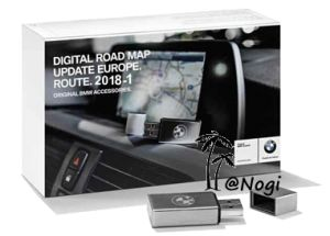 BMW Navigation Update USB Road Map Europe ROUTE 2018-1 – GPS Underground