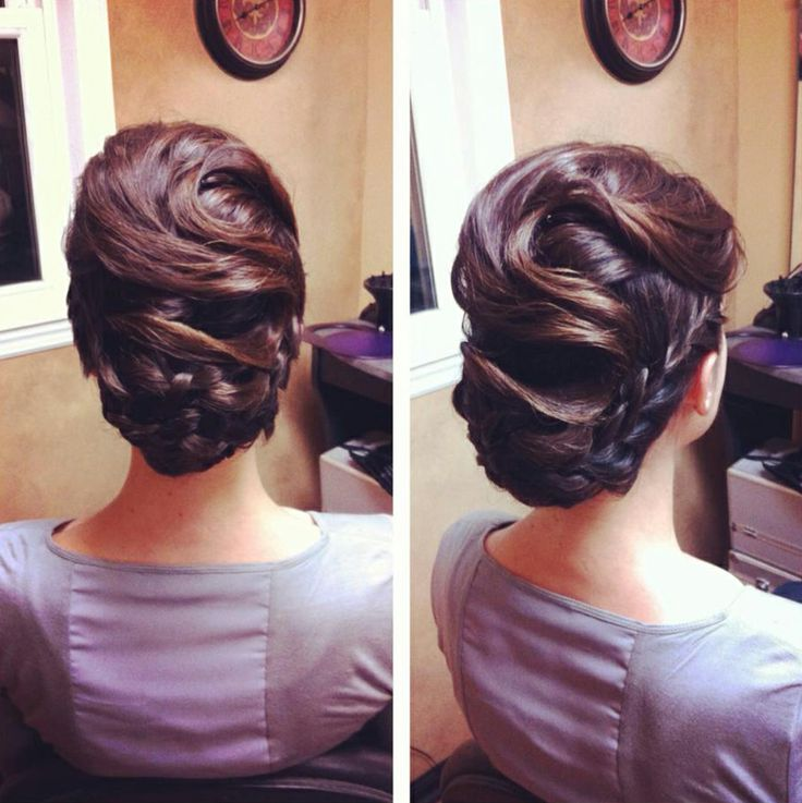 Excellent 1000 Images About Bridal Updos On Pinterest Bridal Updo Short Hairstyles Gunalazisus