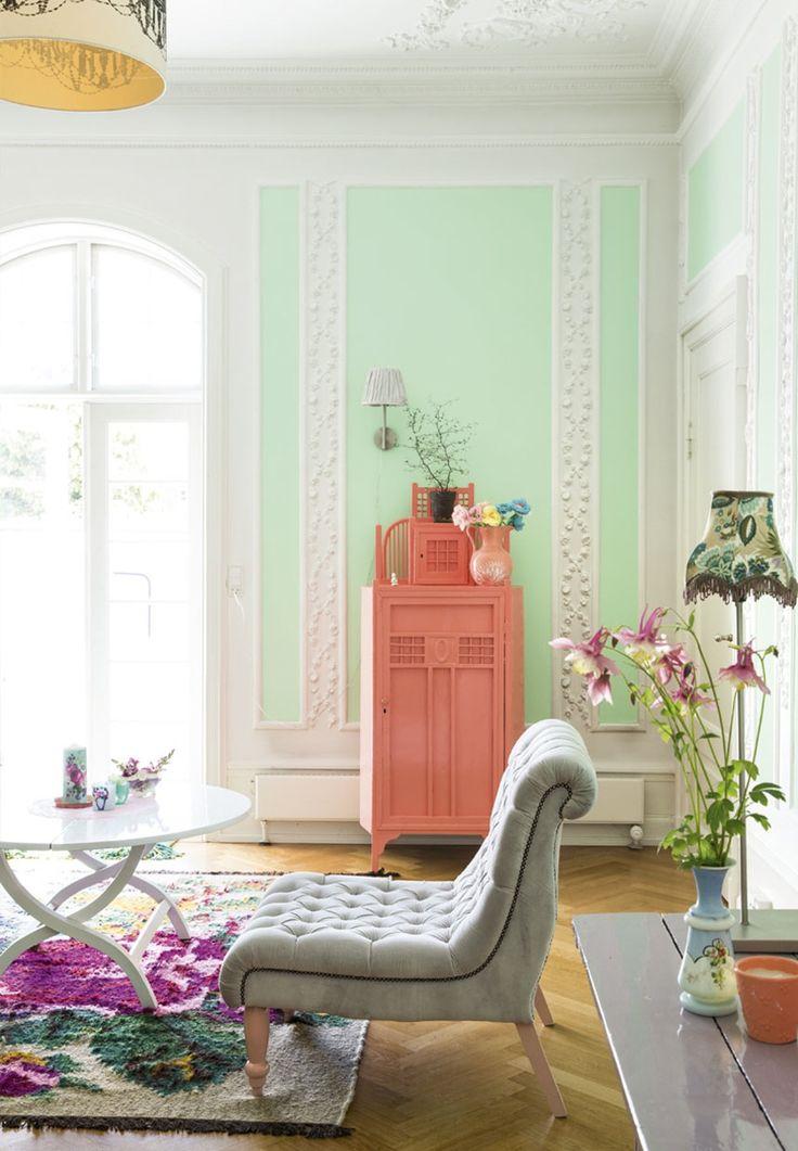 Hjemme hos Charlotte Gueniau fra interiørfirmaet Rice   Boligmagasinet.dk