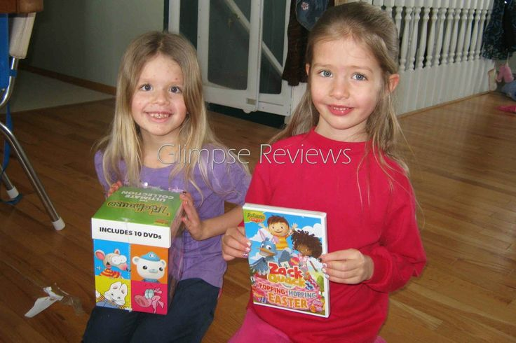 Glimpse: Family Fun From Kaboom! Entertainment! ~ 'Easter Basket' GIVEAWAY!
