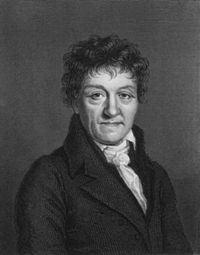 Lazare Carnot - the French military engineer who devised the Carnot wall.