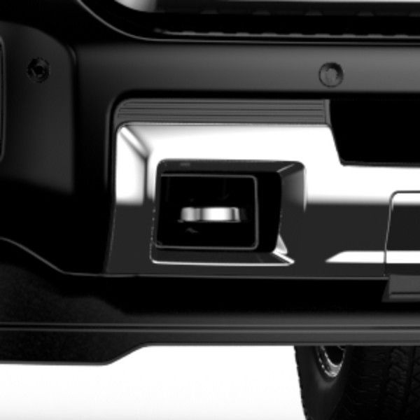 2016 #Silverado 3500 Tow Hooks, Chrome: Add functionality and enhance the appearance of your Silverado with Chrome or Black Recovery Hooks. They're only to be used for vehicle recovery.