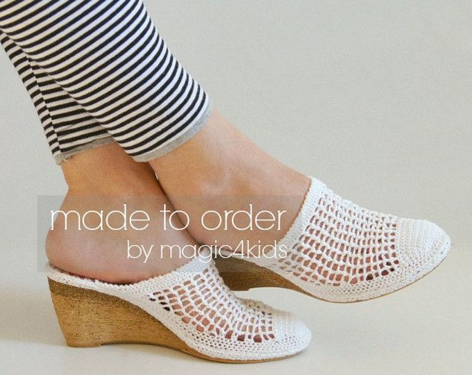 25 Best Ideas About Crochet Sandals On Pinterest
