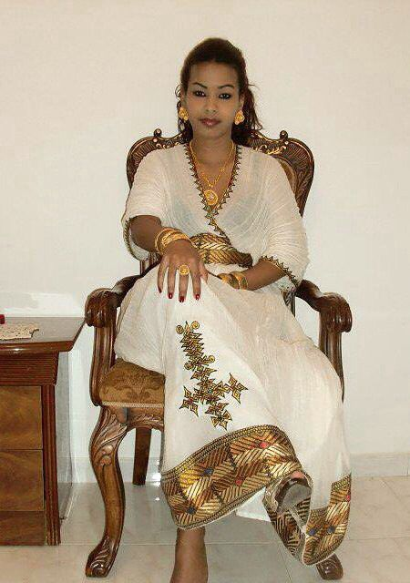 Eritrean design eritrean ethiopian traditional clothes for Ethiopian decorating style