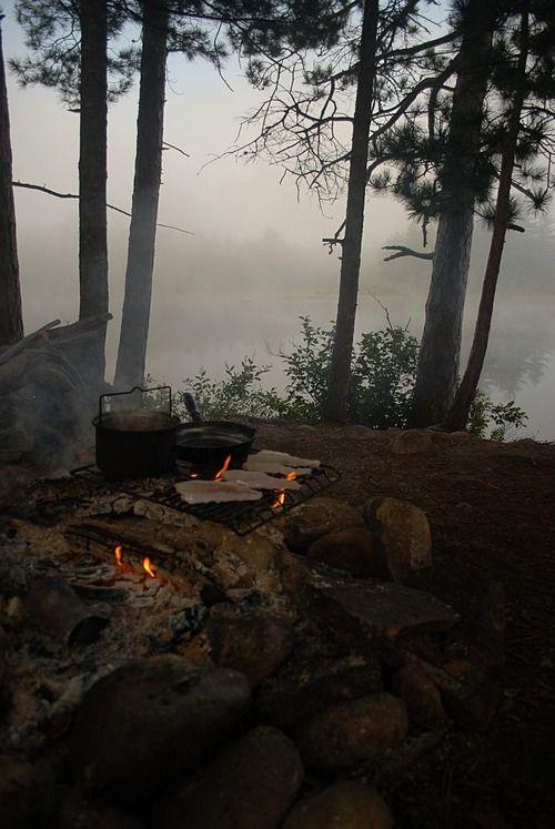I really need to go camping.