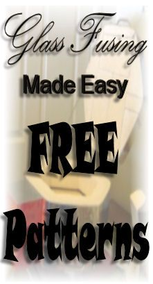 This is an alphabetical listing of all the fused glass patterns that can be found on the site.  Some of these are listed on other pages, but are listed here for ease in locating the page.