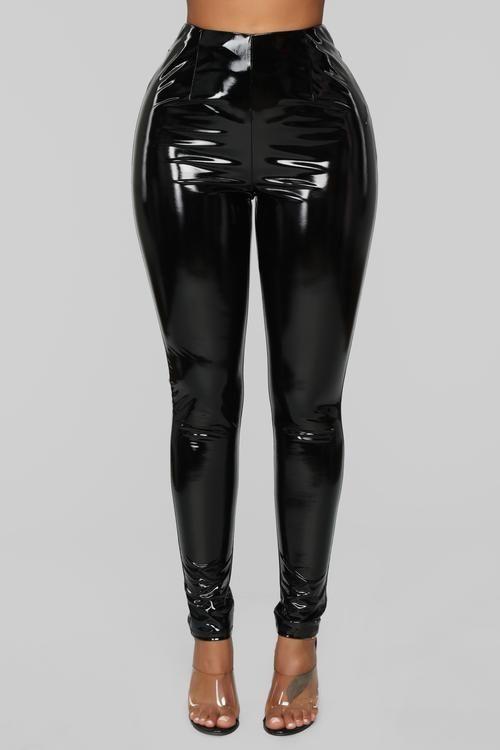 ca4db945ae3 Brand Spanking New Vinyl Pants - Black