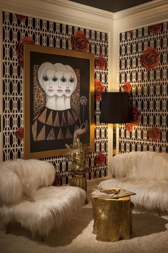 Kelly-Wearstler-shares-the-best-tips-to-choose-wallpapers-2 Kelly-Wearstler-shares-the-best-tips-to-choose-wallpapers-2