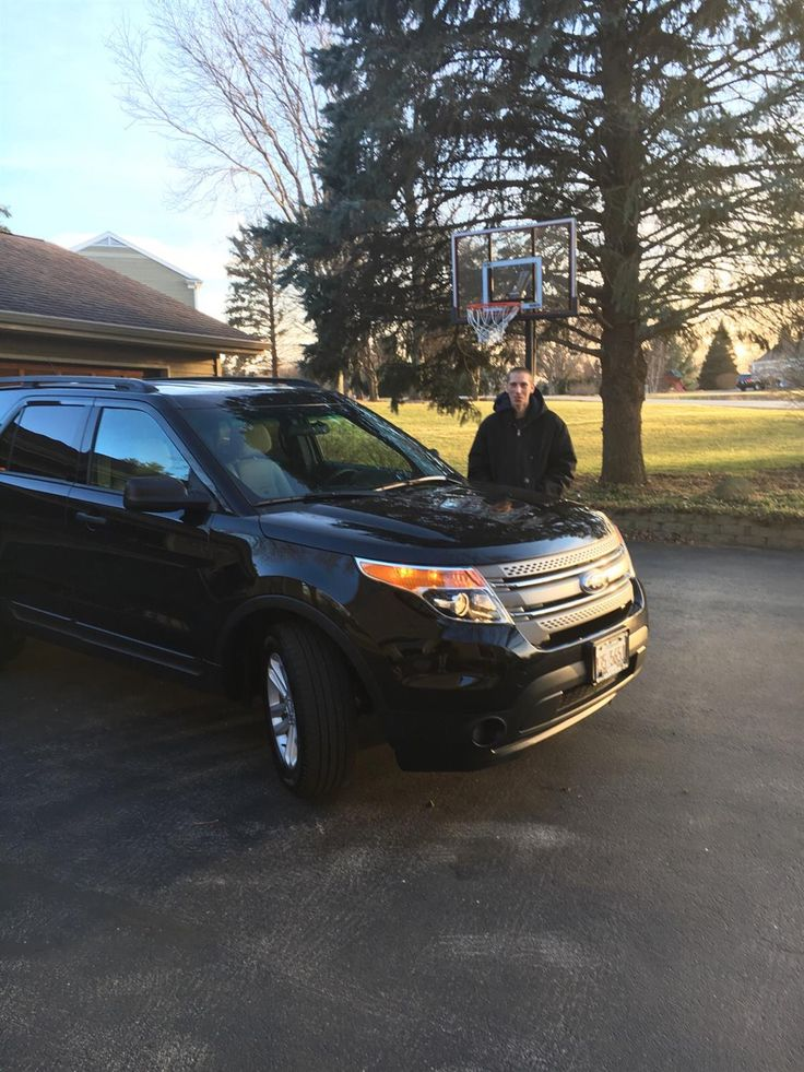 Awesome! Congratulations to BRETT AND KATIE's new 2015 Ford Explorer! Congratulations and best wishes from Kunes Country Ford Lincoln of Delavan on your new 2015 Ford Explorer!  Thank you again, Kunes Country Ford Lincoln of Delavan and Dan Schlitt JR.