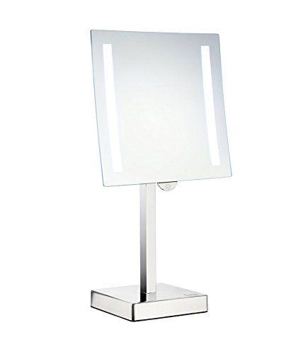 Smedbo SME_FK473E Shaving/ Make-up Mirror With light, Polished Chrome