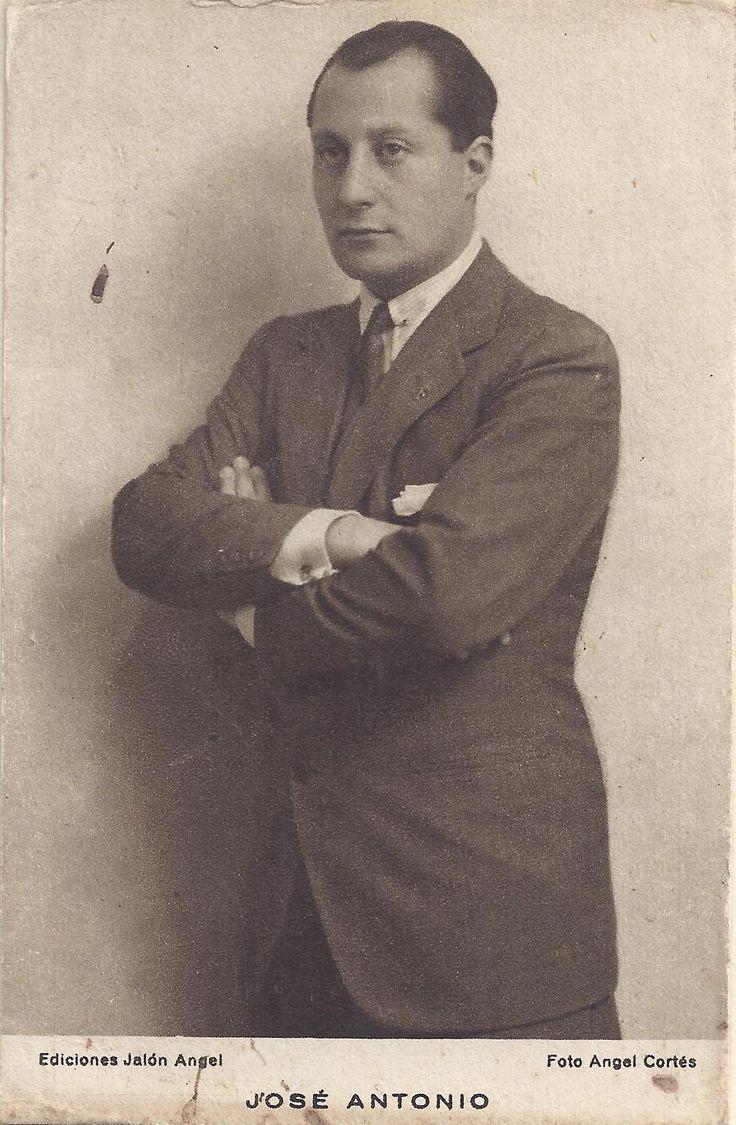 Jose Antonio Primo de Rivera. #VarisFranquisme #CRAIBibrepublica
