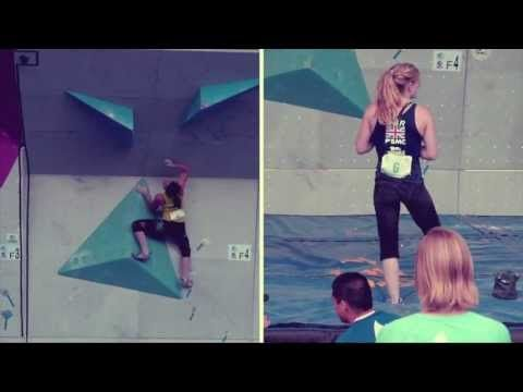 Boulder World Cup 2013 report - Vail, USA - YouTube