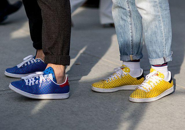 Лучшие кроссовки и спортивные образы мужчин на стритстайл фото | GQ | Стиль | GQ.ru