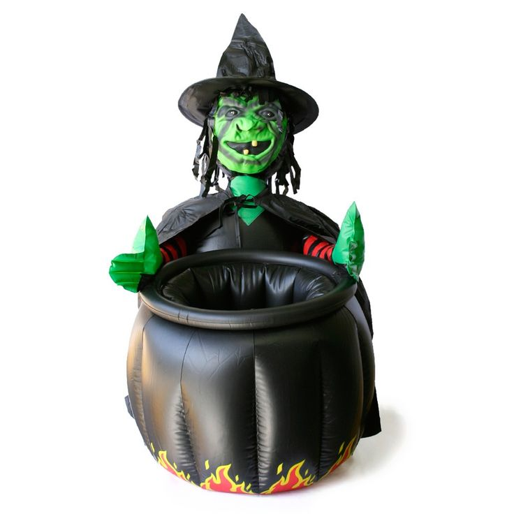 buy costumes online like the inflatable witch cauldron drinks beer wine cooler halloween decoration prop from australias leading costume shop