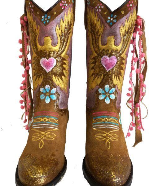 ae95d1e6bda es]Botas Heart of Eagle [:en]Heart of Eagle Boots [:] in 2019 ...