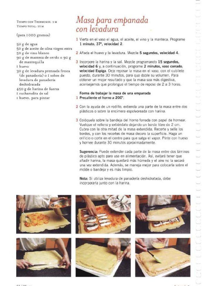Masa para empanada